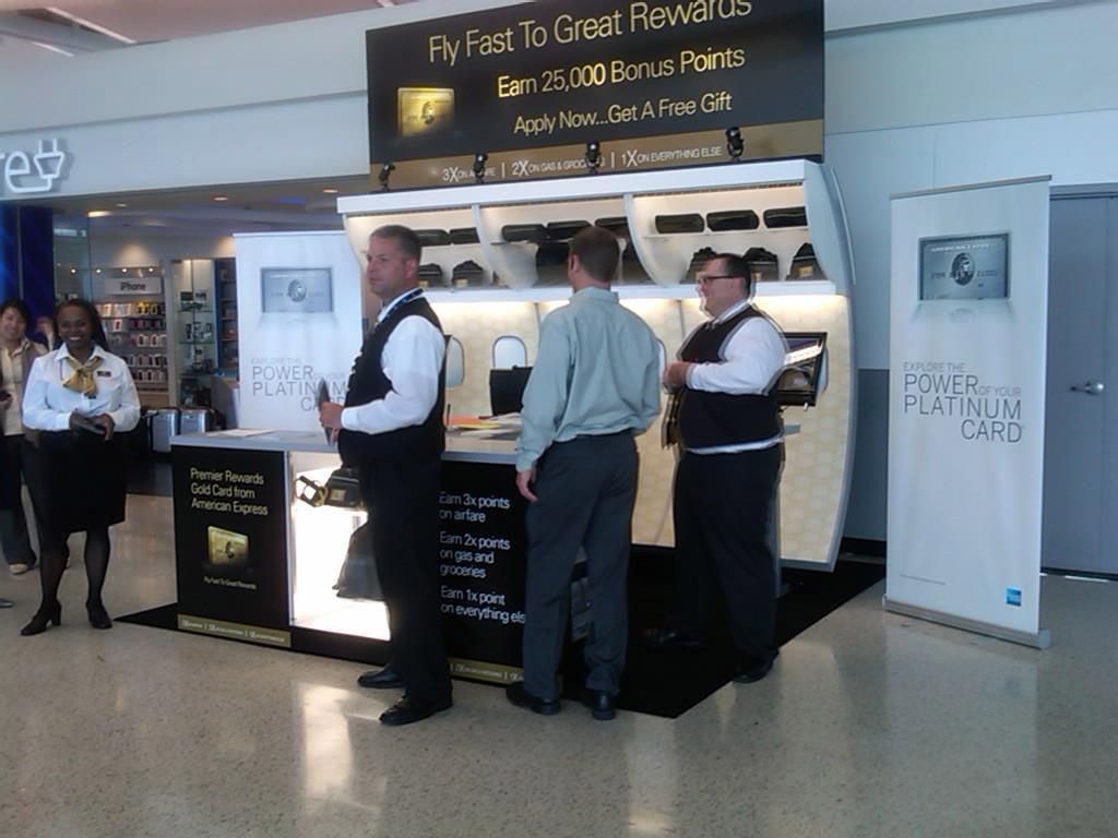 Premier Rewards Gold Card Airport Activation - Innovative Group