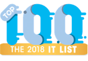 top 100 the 2018 it list