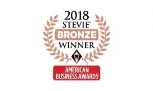 2018 stevie bronze winner logo