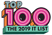 top 100 the 2019 it list