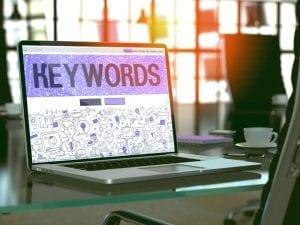 keywords for better seo